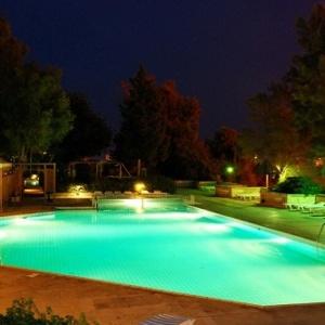 Surface Mounted Pool Light